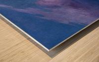 Landscape of the Sea Bank Wood print