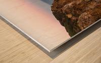 High Tide Wood print