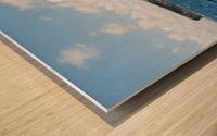 1 52 Wood print