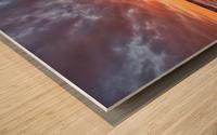 Awash Wood print
