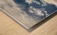 Southwest Sky Wood print