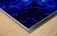 222_mirror9 Wood print