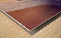 Murmur 2 Wood print