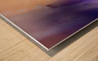 Murmur 3 Wood print