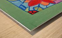 Poinsettia. Thomas L Wood print