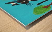 Meow. Susan S Wood print