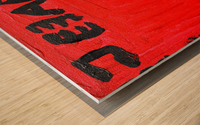 Michael Jackson. Neal S. Wood print