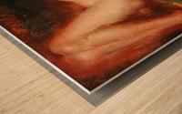 Nude (2) Wood print