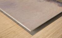 Street of Pontoise Wood print