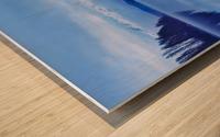 Lake Wanaka Wood print