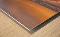 Camogli Wood print