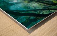 FANTASY Wood print