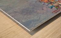 G112 SANTIER NAVAL Wood print