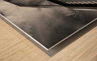 SKYSCRAPER Wood print