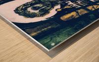 Metz Cathedral 6 Wood print