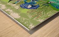 Huard_Mdawilha_Anik Lafreniere_ Wood print