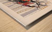 Loup_M8lsem_AnikLafreniere Wood print