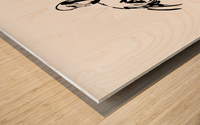 grue 03 Wood print