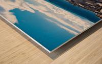 Top of Half Dome Wood print