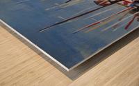 Marina Wood print