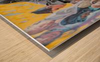 StAlbertStatue_DSC4614 Wood print