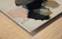 Retro II Wood print