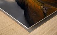 Breakthrough Wood print