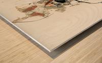 4042 - summer day Wood print