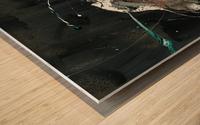 3819 - persistence Wood print
