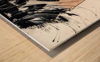 3465 Wood print