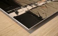 2502 - sophistication bouleaux Wood print