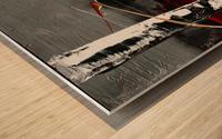 3013 - nobody else Wood print