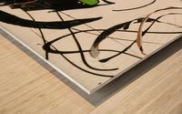 3280 Wood print
