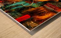 2633 majesta Wood print