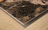 3740 - you must say Wood print