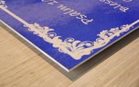 Psalm 103 1 8BL Wood print