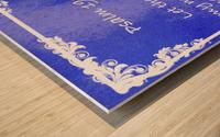 Psalm 19 14 8BL Wood print