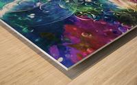 Deep sea 1 Wood print