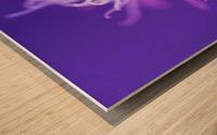 FloweringPhase Wood print