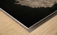 Steel Heart Wood print