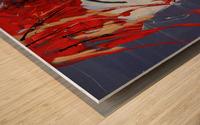 3462   martyne Wood print