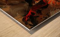 3663   etonnant Wood print