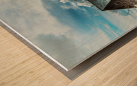 Maison du Rebut Global Wood print