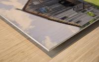 Replica Saw Mill 1 Wood print