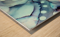 Sea Dance Wood print
