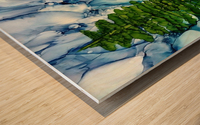 Sandia Stroll Wood print