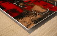 2187   salotti paradise Wood print