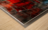 3037   beautiful dawn Wood print