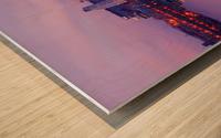 LIV 007 Liverpool Skyline   PANORAMIC_1549590966.45 Wood print