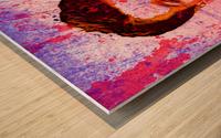 AL BUNDY Wood print